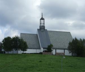 Lommedalen_kirke